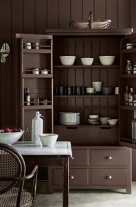 Little Greene - chimney brick - Pittura Murale
