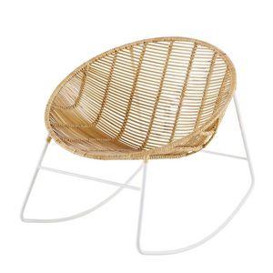 MAISONS DU MONDE - rocking chair 1419764 - Sedia A Dondolo