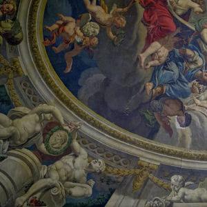 Atelier Mériguet Carrère - château borely  - Restauro Di Decorazioni Dipinte