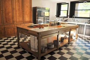 Meubles Strosser -  - Isola Cucina
