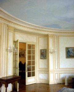 Atelier Bonnamour -  - Soffitto Dipinto