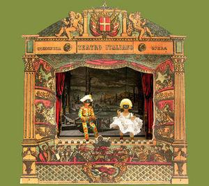 Sartoni Danilo Ravenna Italy - teatro italiano - Teatro Delle Marionette