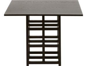 Classic Design Italia - basset-lowke table rallongée - Tavolo Da Pranzo Quadrato