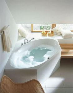 Vasca da bagno angolare vasche da bagno decofinder - Vasca da bagno duravit ...