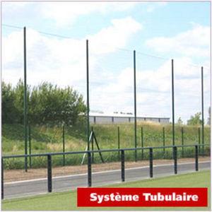 Rete metallica di recinzione