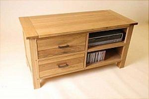 Pippy Oak Furniture -  - Mobile Tv & Hifi