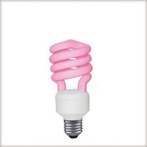 Paulmann - tc-hse 15w e27 rouge - Lampada Fluorescente Compatta
