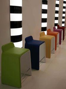 Target - i pinguini design sandro santantonio - Sgabello (sedia Alta)