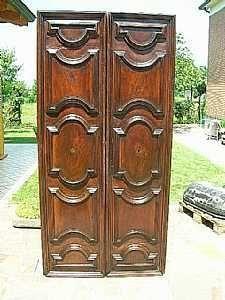ANTICHITA MOGLIA - door - Porta Antica