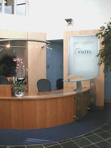 Dictacliff -  - Banco Reception