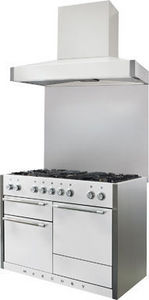Mercury Appliances - canopies & splashbacks - Cappa Con Visiera