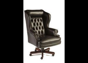 Le-Al Executive Furniture - chairmans - Poltrona Ufficio