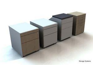 Specialised Banking Furniture (international) -  - Cassettiera Per Ufficio
