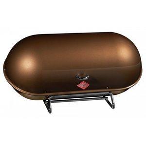 Wesco - boite à pain breadboy chocolat - Portapane