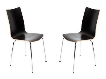 Miliboo - ella chaise - Sedia Per Ospiti