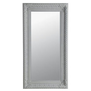 MAISONS DU MONDE - miroir marquise gris 95x180 - Specchio