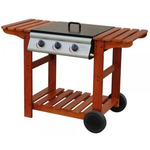 wood-en-stock -  - Piastra Per Barbecue