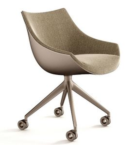 Cassina - passion - Sedia A Rotelle