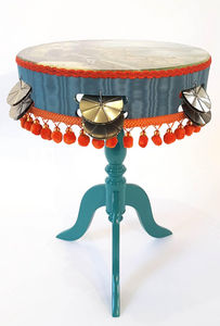 RELOADED DESIGN - mini table verso sud tarantella swing - small - Tavolino Rotondo
