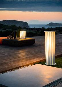 Unopiù - aton 76cm - Lampada Da Giardino