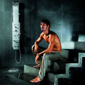 Hansgrohe France - duschpaneel lift 2 - Colonna Per Doccia