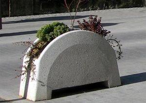 Gitma - concha gr - Fioriera Per Arredo Urbano