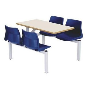 Dartex Office Furniture - canteen table - Tavolo Da Mensa