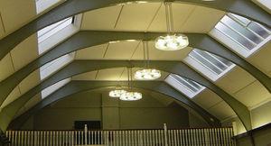 Stretched Fabric Systems - theatres - Illuminazione Architettonica