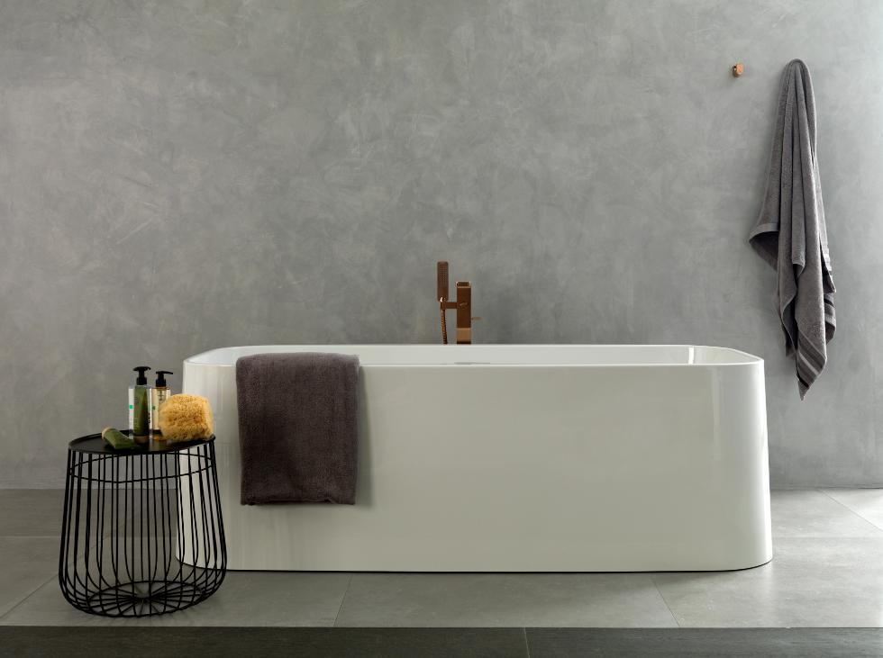 LOUNGE et LOUNGE SQUARE - Vasca da bagno centro stanza ...