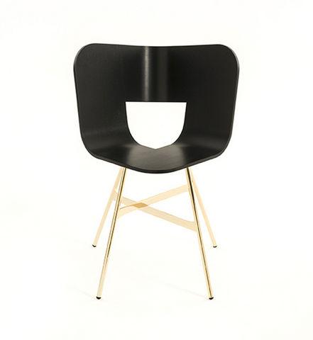 COLE - Sedia-COLE-Tria Gold chair
