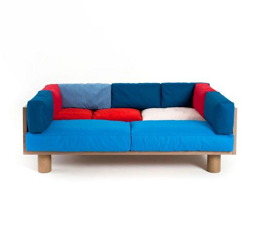 COLE - Divano 3 posti-COLE-Ottoman Sofa