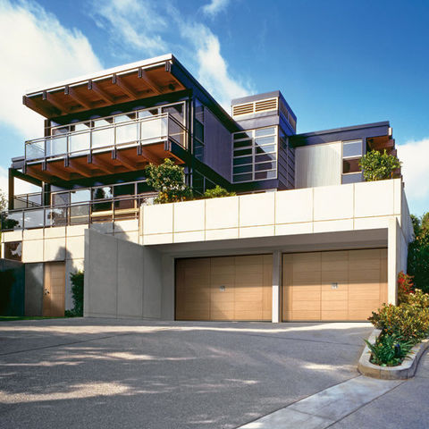 Silvelox - Porta garage basculante-Silvelox-GEO