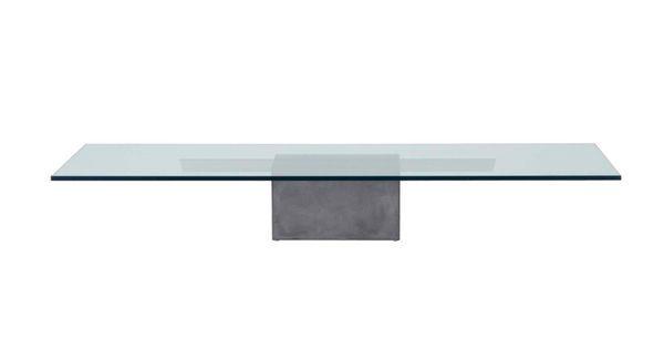 ROCHE BOBOIS - Tavolino rettangolare-ROCHE BOBOIS-Nippon